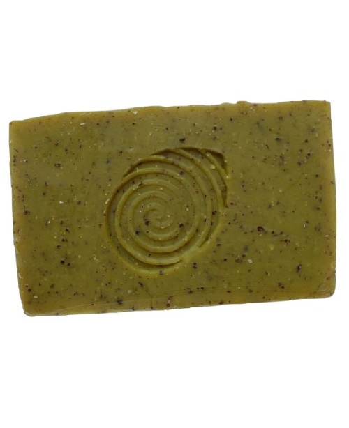 Natural handmade soap based on hemp oil ...
