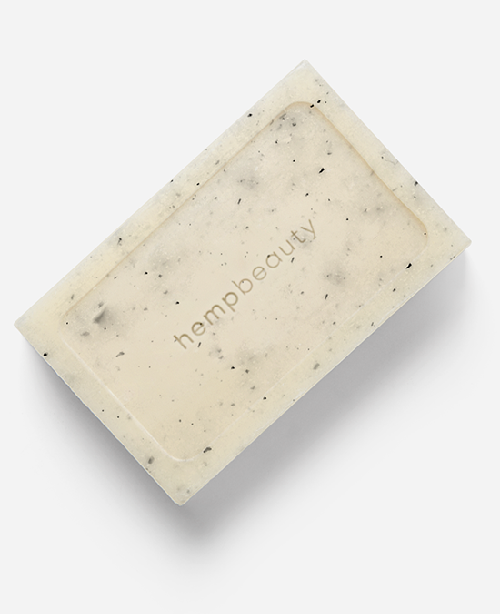 Hempsoap natural soap with hemp, 90 gr