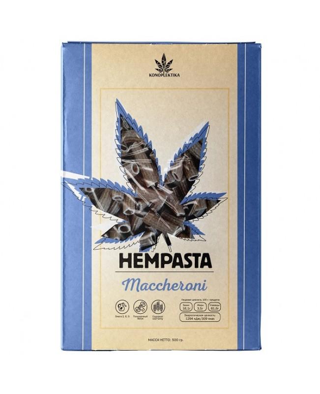 Hempasta Maccheroni 500g cannabis and semolina pasta