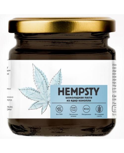 Hemp Paste Hempsty Chocolate