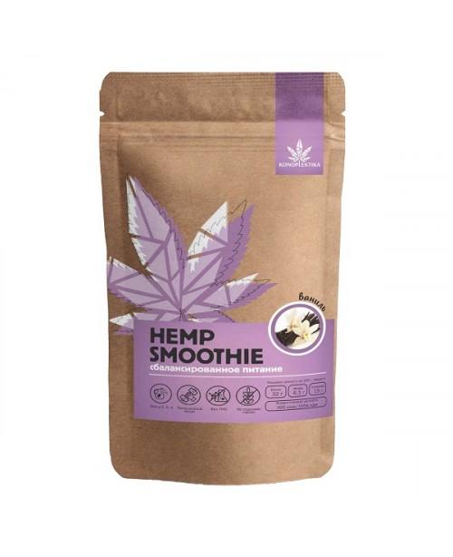 Nutrition balanced HempSmoothie Vanilla ...