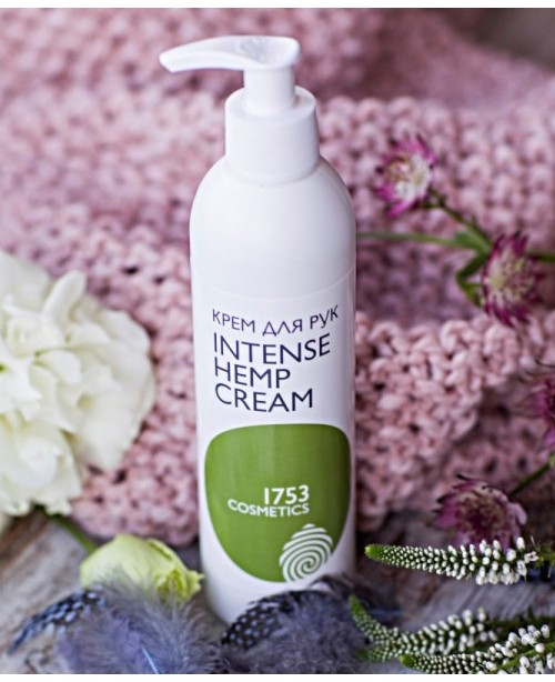 """Hand cream """"Intense Hemp cream for ..."""