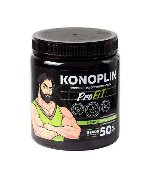 Hemp protein Konoplin 500 g